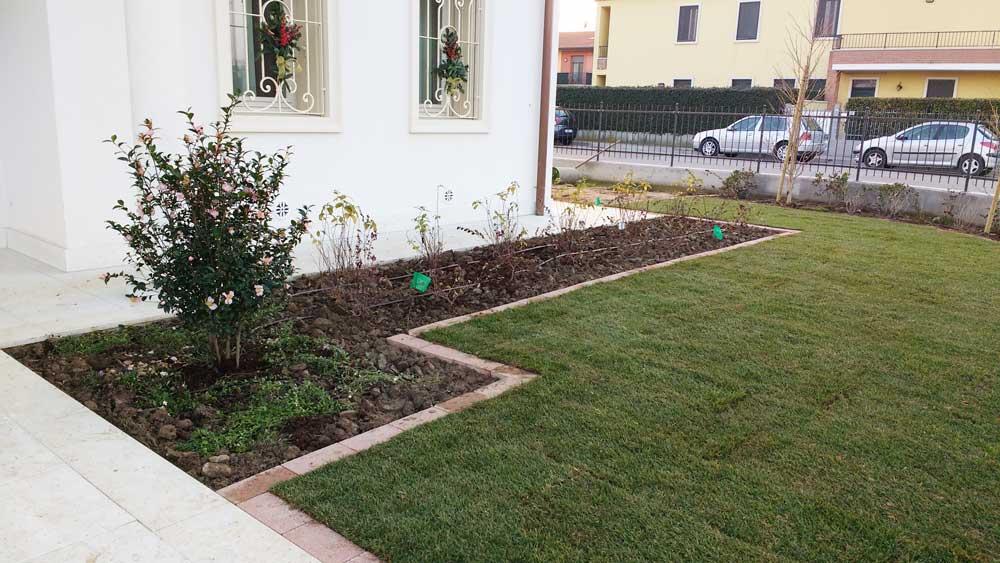 Progetto di giardino